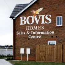 Bovis profits fall after difficult year