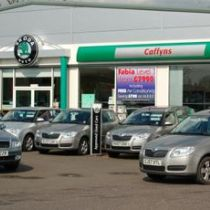 Caffyns profits fall in challenging environment