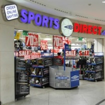 Sports Direct sales up